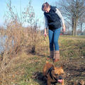 honden foto Me and Sam